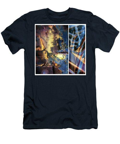 Juxtae #71 Men's T-Shirt (Slim Fit)