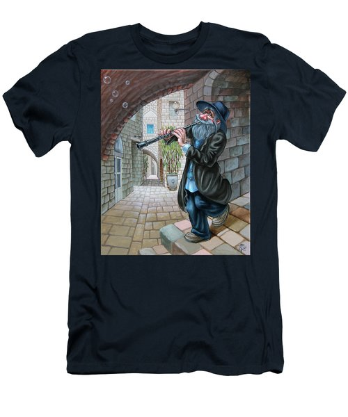 Klezmer Men's T-Shirt (Athletic Fit)
