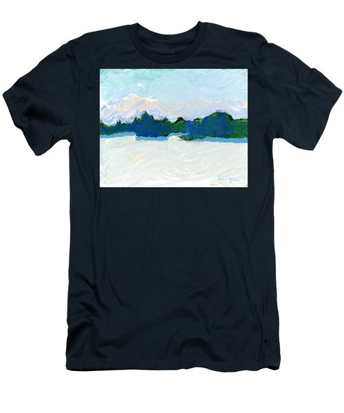 Knife Lake Men's T-Shirt (Athletic Fit)