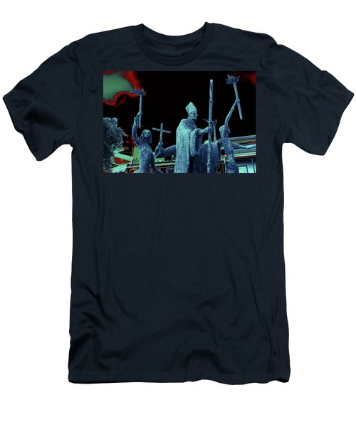 La Rogativa 2106 Men's T-Shirt (Athletic Fit)