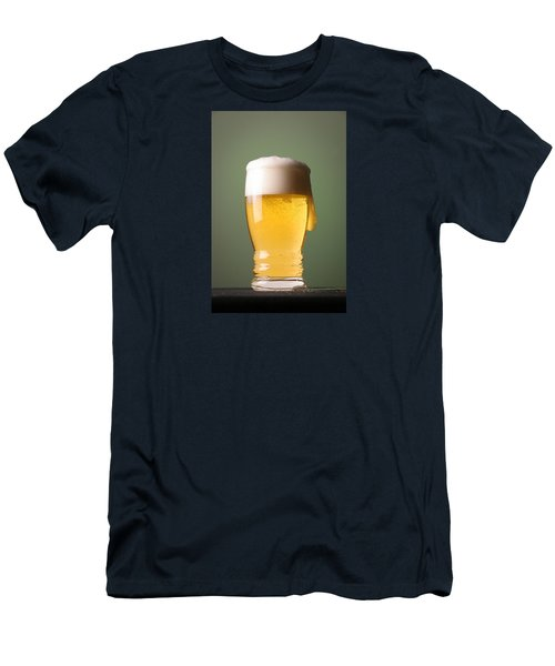 Lager Beer Men's T-Shirt (Athletic Fit)