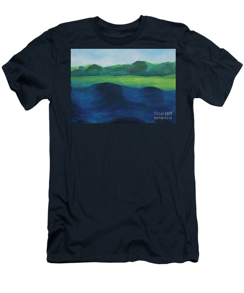 Lake Day Men's T-Shirt (Athletic Fit)