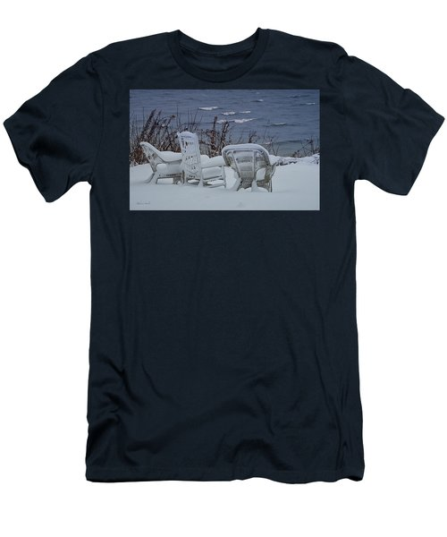 Lake Effect Men's T-Shirt (Athletic Fit)