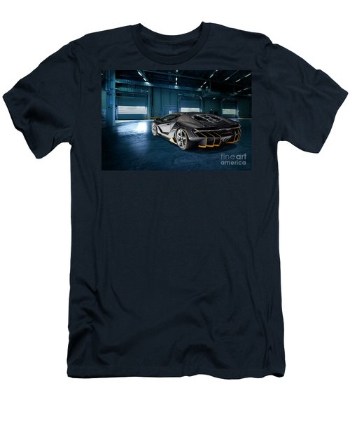 Lamborghini Centenario Lp 770-4 Men's T-Shirt (Athletic Fit)