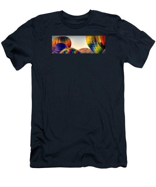 Las Vegas Balloon Festival Men's T-Shirt (Athletic Fit)