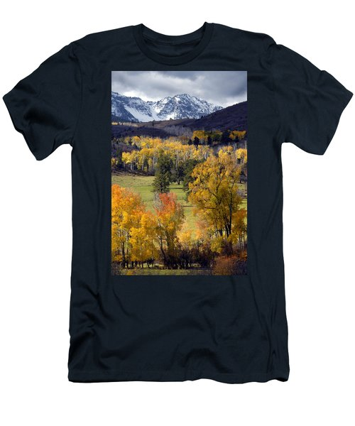 Last Light Before The Storm Men's T-Shirt (Athletic Fit)
