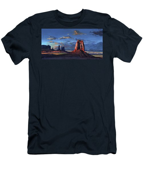 Last Rays Of The Day Men's T-Shirt (Athletic Fit)