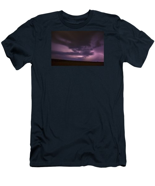 Late July Storm Chasing 028 Men's T-Shirt (Athletic Fit)