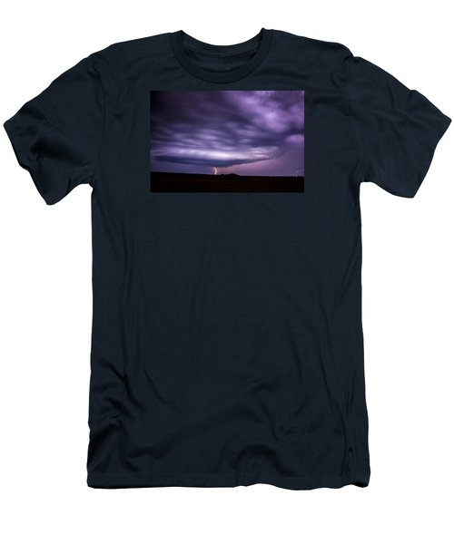 Late July Storm Chasing 033 Men's T-Shirt (Athletic Fit)