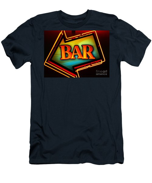 Laurettes Bar Men's T-Shirt (Athletic Fit)