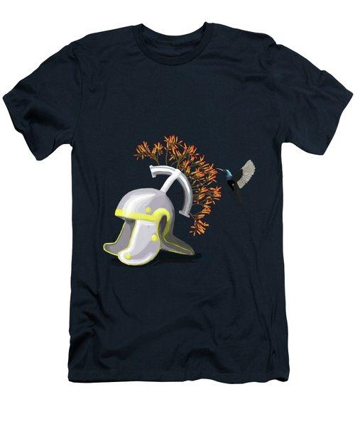 Legions Helmet Men's T-Shirt (Athletic Fit)