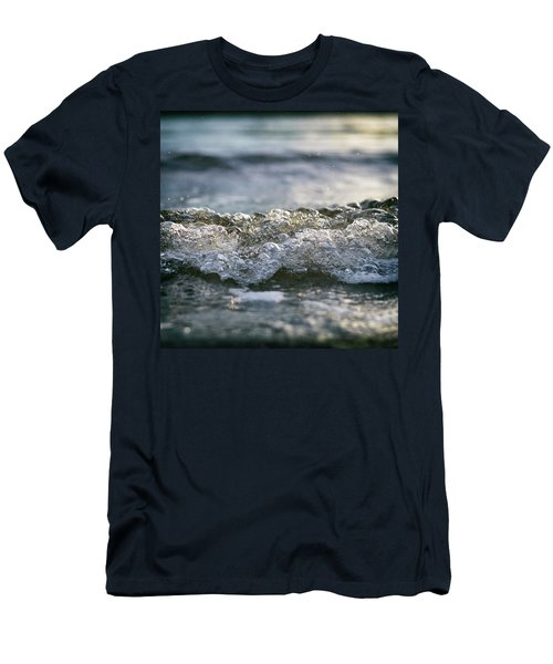 Men's T-Shirt (Slim Fit) featuring the photograph Let It Come To You by Laura Fasulo