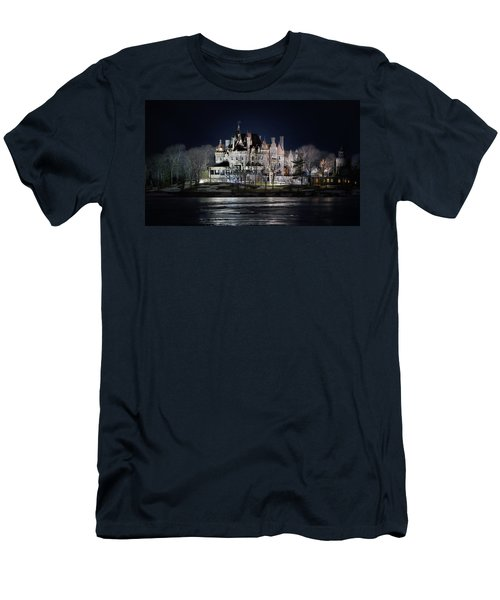 Let The Light On Men's T-Shirt (Athletic Fit)