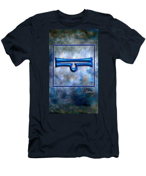 Libra  Men's T-Shirt (Athletic Fit)