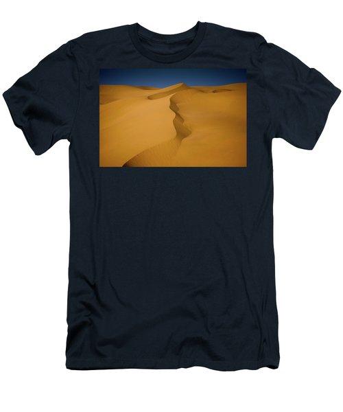 Libya Dunes Men's T-Shirt (Athletic Fit)