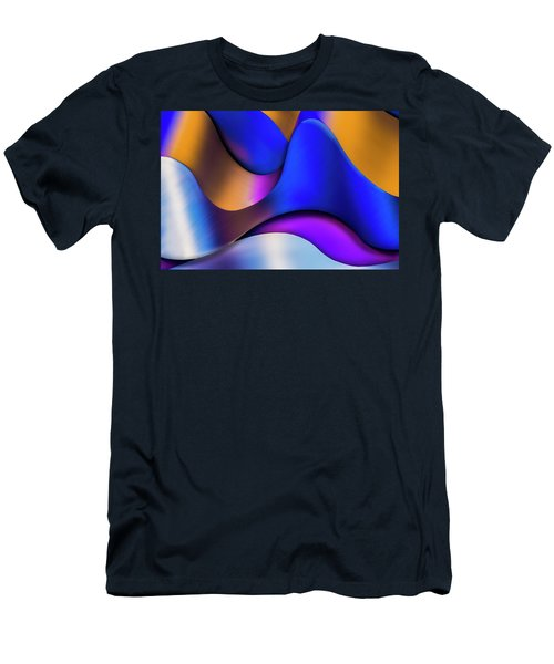 Life In Color Men's T-Shirt (Slim Fit) by Paul Wear
