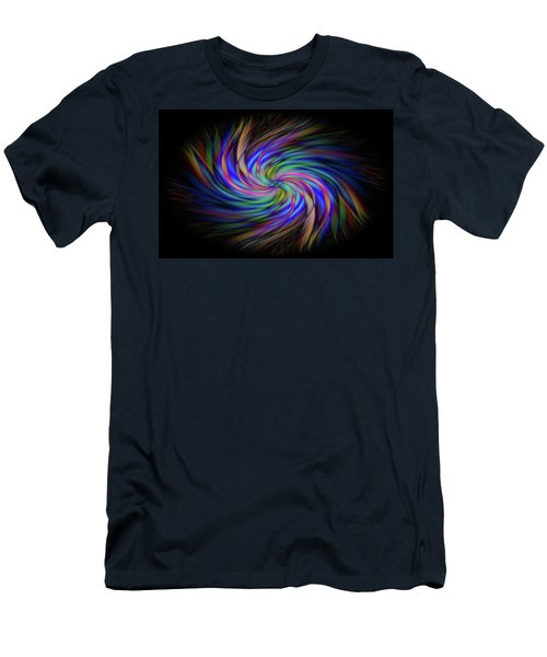 Light Abstract 2 Men's T-Shirt (Athletic Fit)