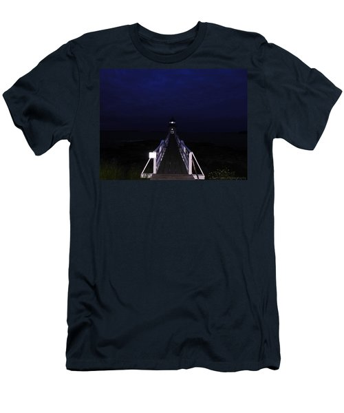 Light In Darkness Men's T-Shirt (Athletic Fit)