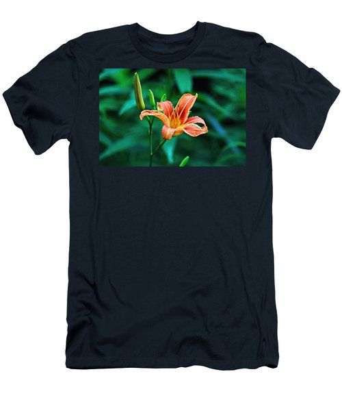 Lily In Woods Men's T-Shirt (Athletic Fit)