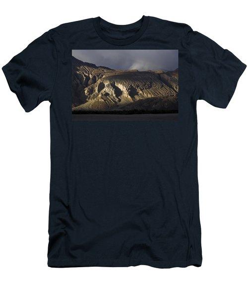 Lion's Face, Hunder, 2005 Men's T-Shirt (Athletic Fit)