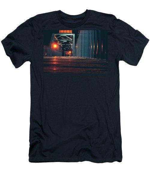 Lit Up Men's T-Shirt (Athletic Fit)