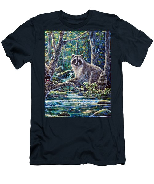 Little Bandit Men's T-Shirt (Athletic Fit)