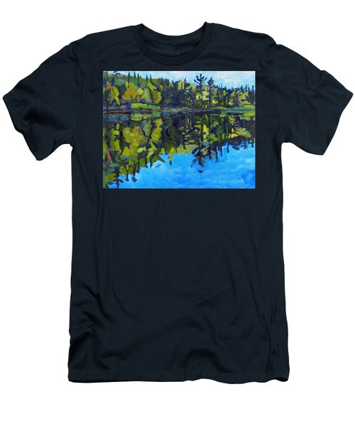 Little Clear Morning Men's T-Shirt (Athletic Fit)
