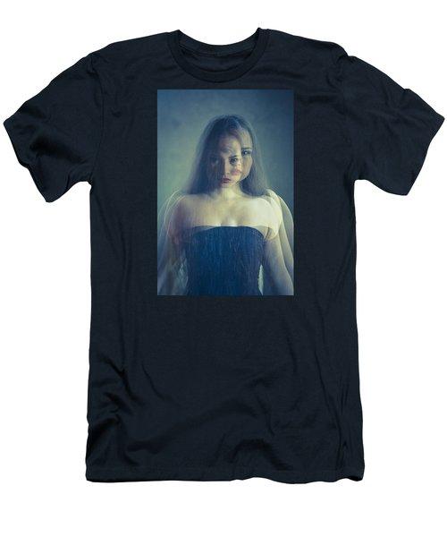 Look At Me Men's T-Shirt (Slim Fit) by Scott Meyer