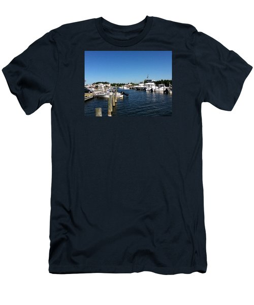 Looking Out Men's T-Shirt (Athletic Fit)