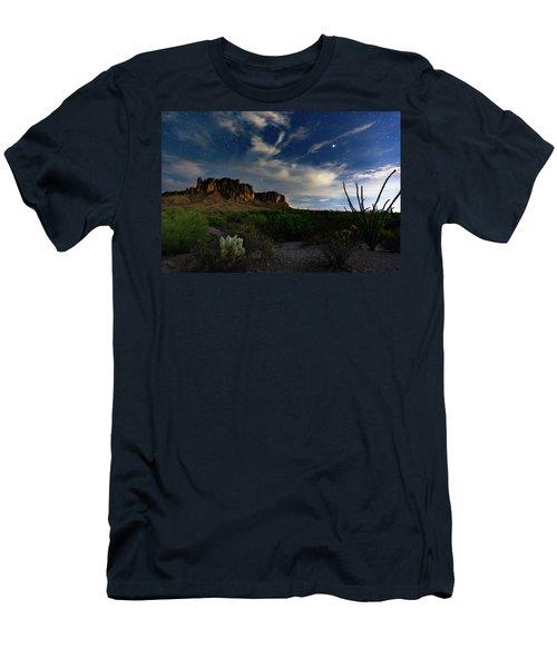 Lost Dutchman Men's T-Shirt (Athletic Fit)