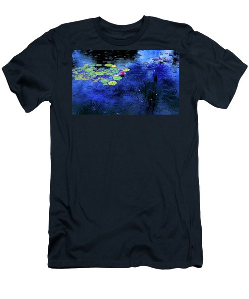 Love A Rainy Day Men's T-Shirt (Athletic Fit)