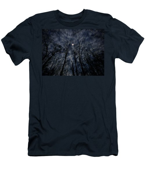Men's T-Shirt (Slim Fit) featuring the photograph Lovely Dark And Deep by Robert Geary