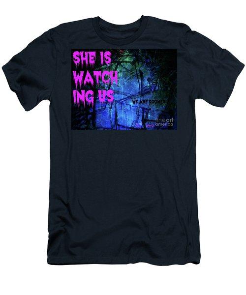 Lovers-2 Men's T-Shirt (Athletic Fit)