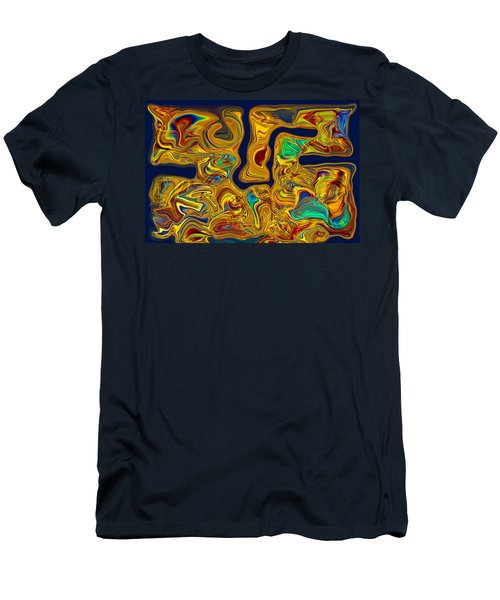 LSD Men's T-Shirt (Athletic Fit)