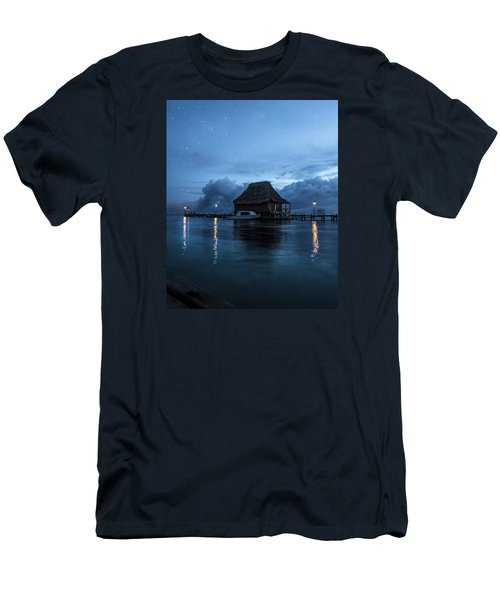 Men's T-Shirt (Slim Fit) featuring the photograph Magic Of A Night by Yuri Santin