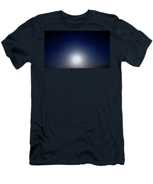Magical Sunset In Africa Men's T-Shirt (Athletic Fit)