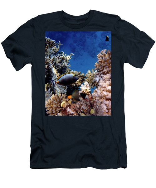 Magnificent Red Sea World Men's T-Shirt (Athletic Fit)
