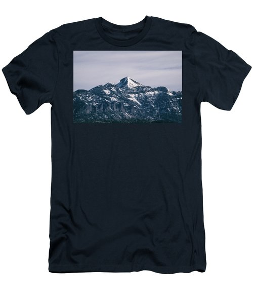 Majestic Morning On Pagosa Peak Men's T-Shirt (Athletic Fit)