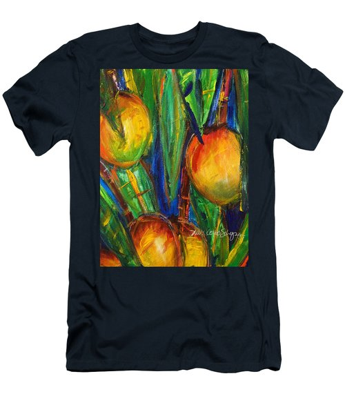 Mango Tree Men's T-Shirt (Athletic Fit)