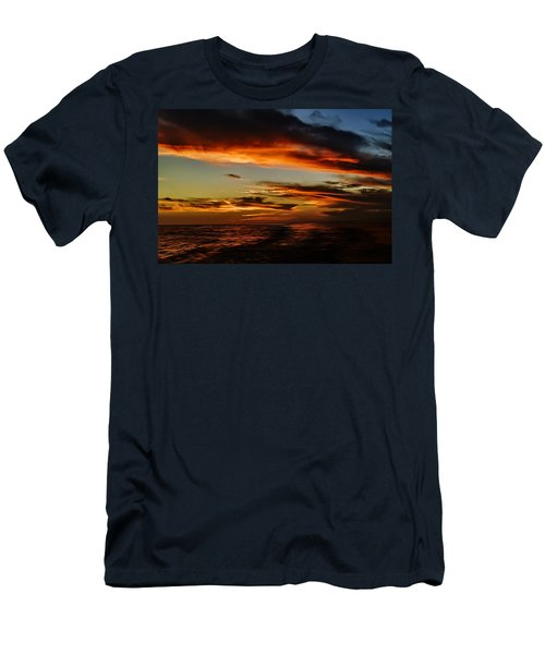 Marco Sunset No.13 Men's T-Shirt (Athletic Fit)