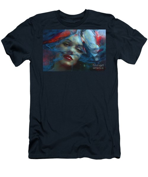 Marilyn 128 A 4 Men's T-Shirt (Athletic Fit)