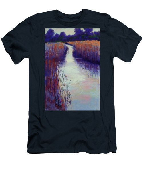 Marshy Reeds Men's T-Shirt (Athletic Fit)