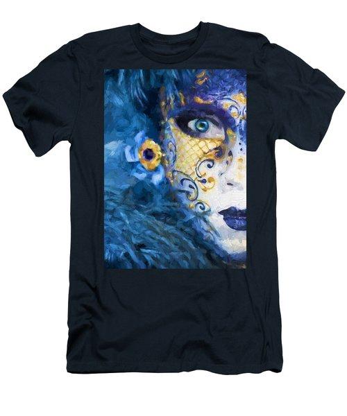 Masquerade I Men's T-Shirt (Athletic Fit)