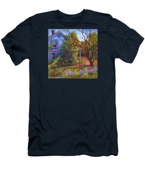 Memories Men's T-Shirt (Slim Fit) by Retta Stephenson
