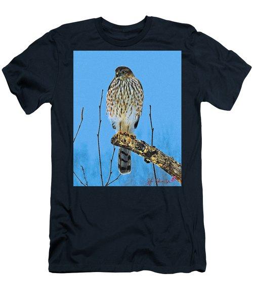Merlin    Not The Majician Men's T-Shirt (Slim Fit) by John Selmer Sr