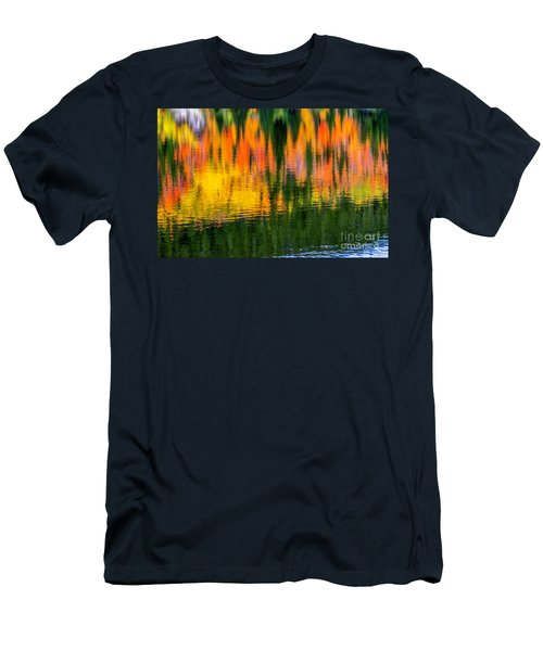 Men's T-Shirt (Athletic Fit) featuring the photograph Metaphysical Existence by Bitter Buffalo Photography