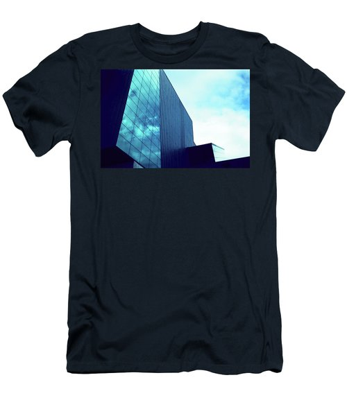 Mirror Building 1 Men's T-Shirt (Athletic Fit)