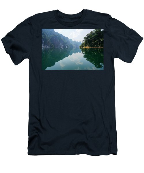Mirror Lake Men's T-Shirt (Athletic Fit)