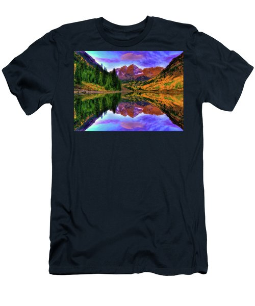 Mirror Of Fall Men's T-Shirt (Athletic Fit)