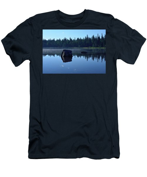 Misty Summer Morning Men's T-Shirt (Athletic Fit)